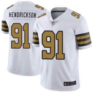 Saints Trey Hendrickson Rush Jersey